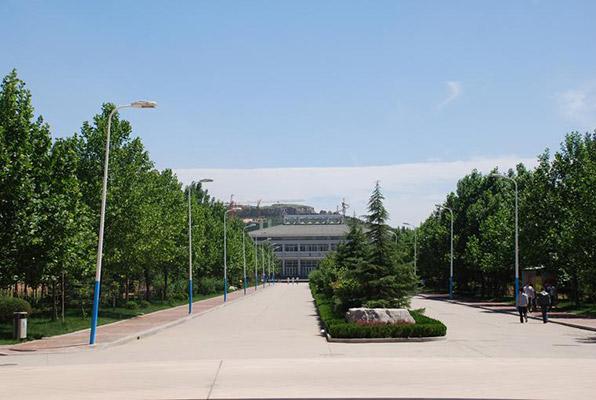 山东电子职业技术学院校园风光1