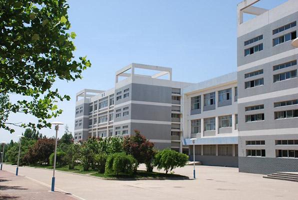 山东电子职业技术学院校园风光2