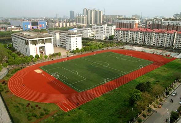 江西工程职业学院校园风光5