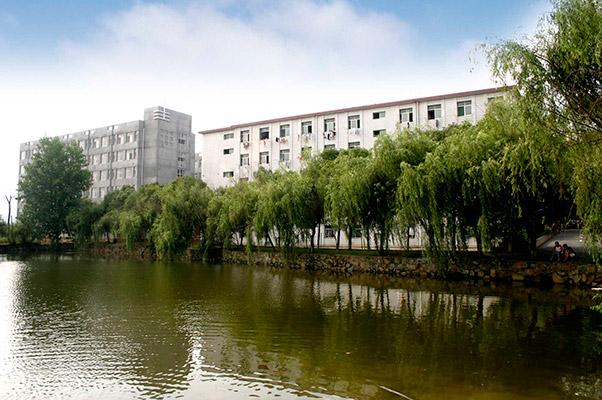 江西青年职业学院校园风光1