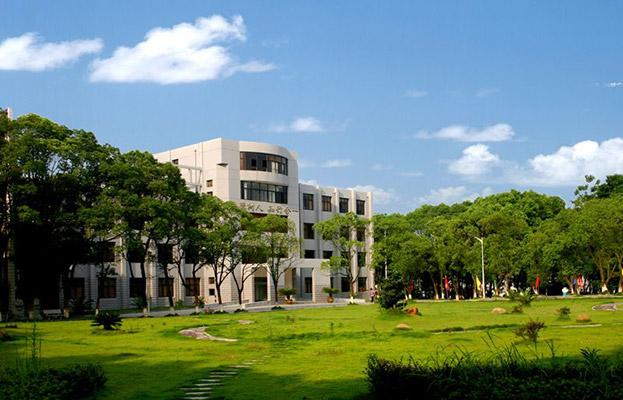 江西青年职业学院校园风光2