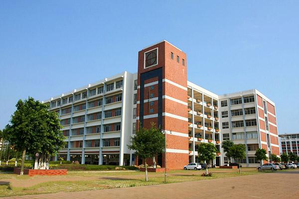 海南经贸职业技术学院校园风光4