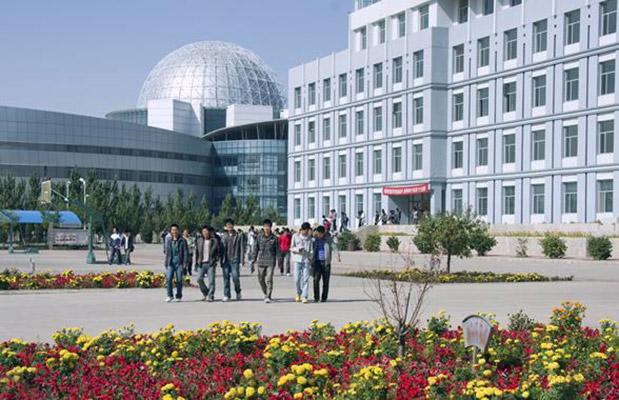 乌海职业技术学院校园风光4