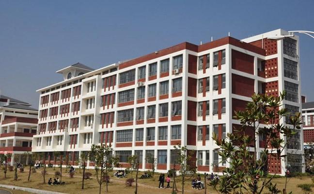 湖南软件职业学院校园风光1