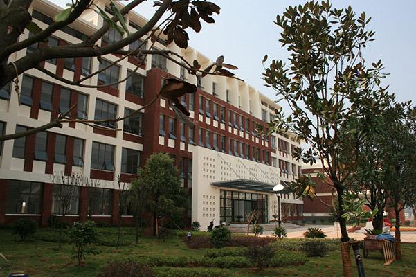 湖南软件职业学院校园风光2