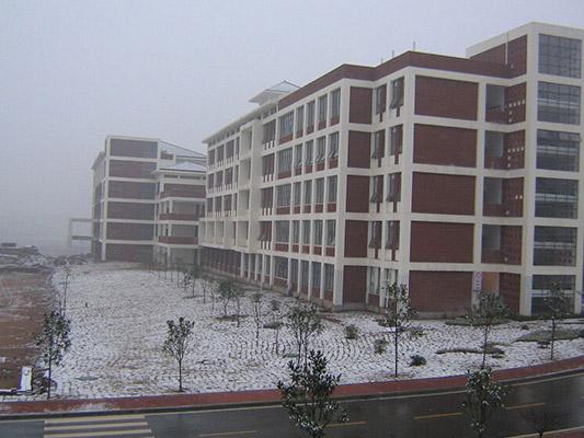 湖南软件职业学院校园风光5
