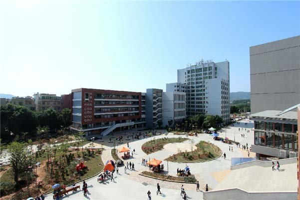 广东工程职业技术学院(中外合作办学专业)校园风光2