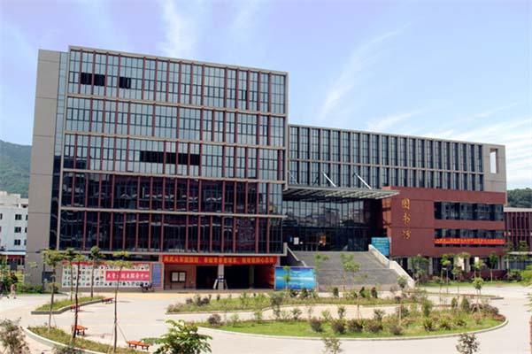 广东工程职业技术学院(中外合作办学专业)校园风光4