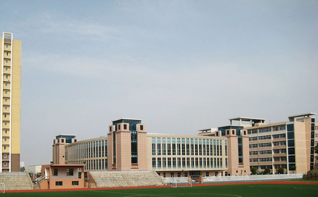 湖南水利水电职业技术学院校园风光1