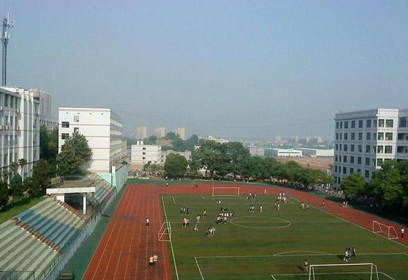 湖南现代物流职业技术学院校园风光2