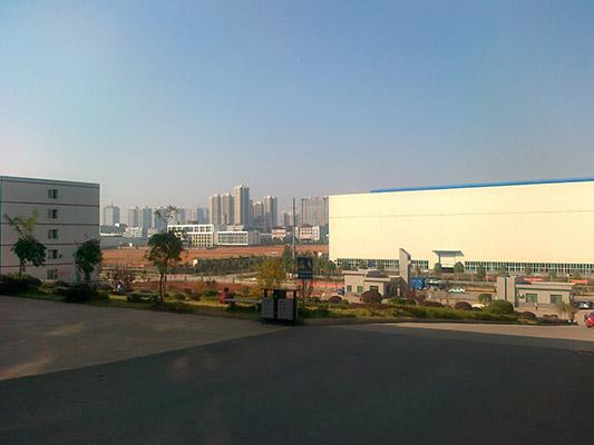 湖南现代物流职业技术学院校园风光4