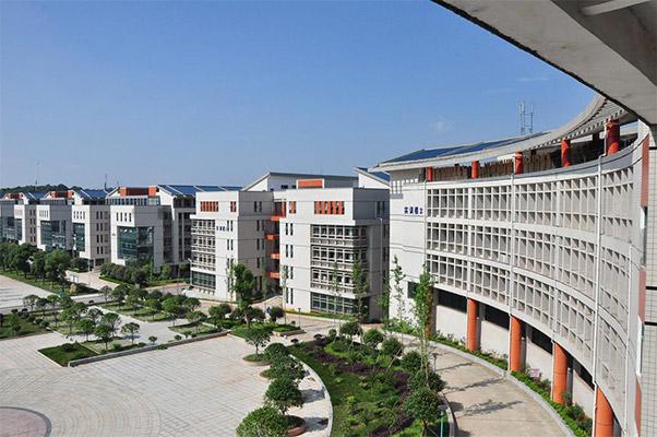 湖南高速铁路职业技术学院校园风光2
