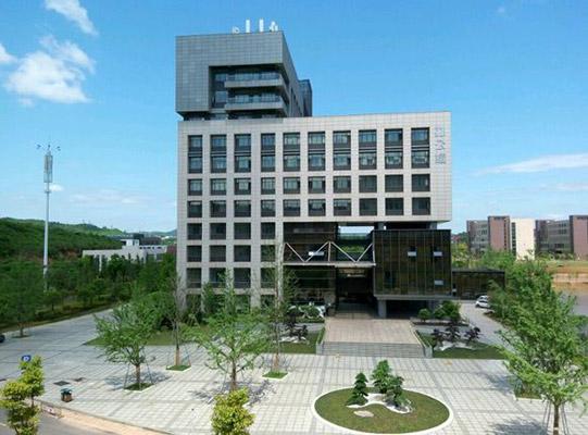 湖南铁路科技职业技术学院校园风光1