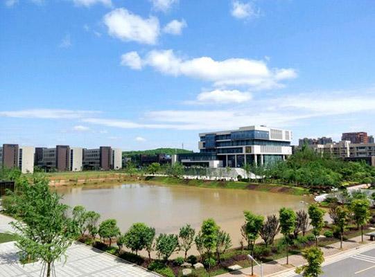 湖南铁路科技职业技术学院校园风光4