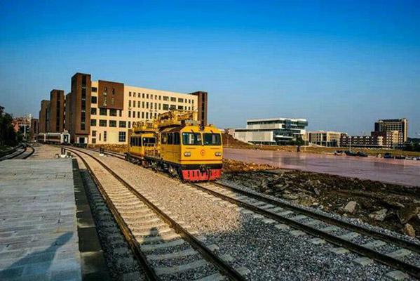 湖南铁路科技职业技术学院校园风光3