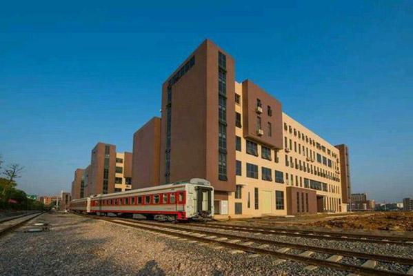 湖南铁路科技职业技术学院校园风光2