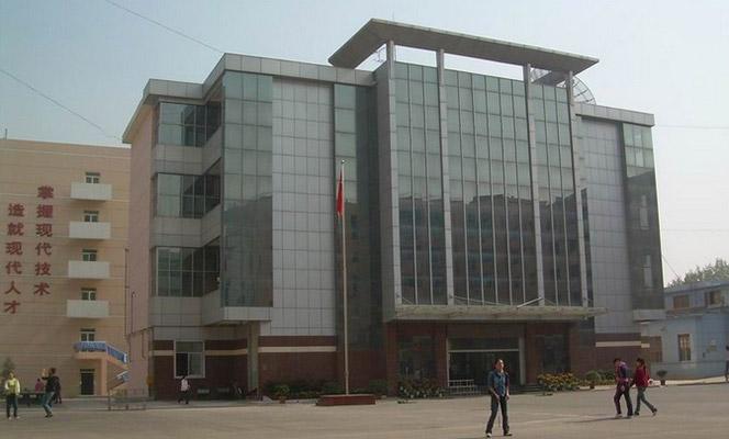西安铁路职业技术学院校园风光1