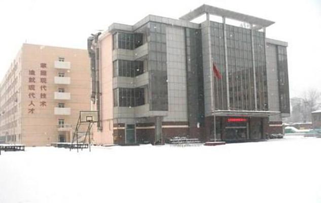 西安铁路职业技术学院校园风光3