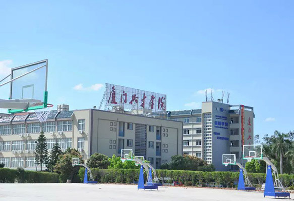 厦门兴才职业技术学院校园风光5