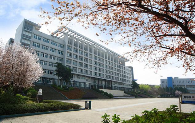 重庆三峡医药高等专科学校校园风光2
