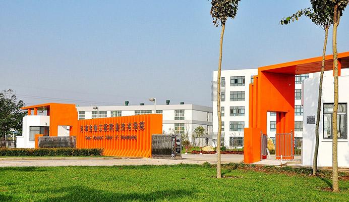 天津生物工程职业技术学院校园风光5