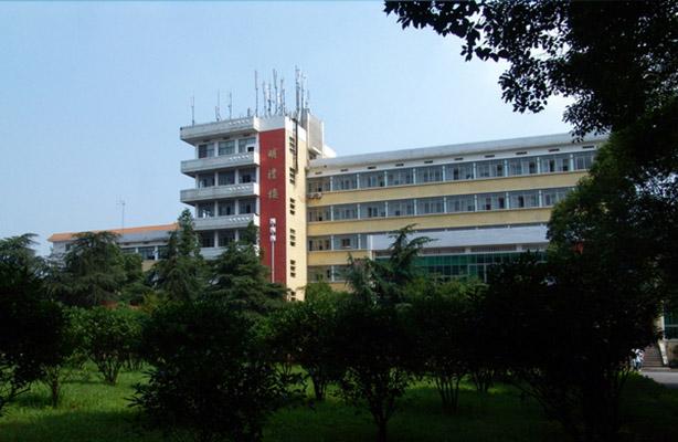 湖南安全技术职业学院校园风光2