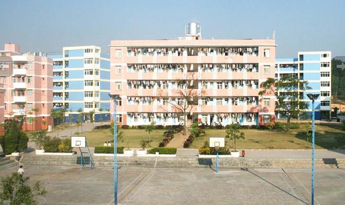 广西英华国际职业学院2