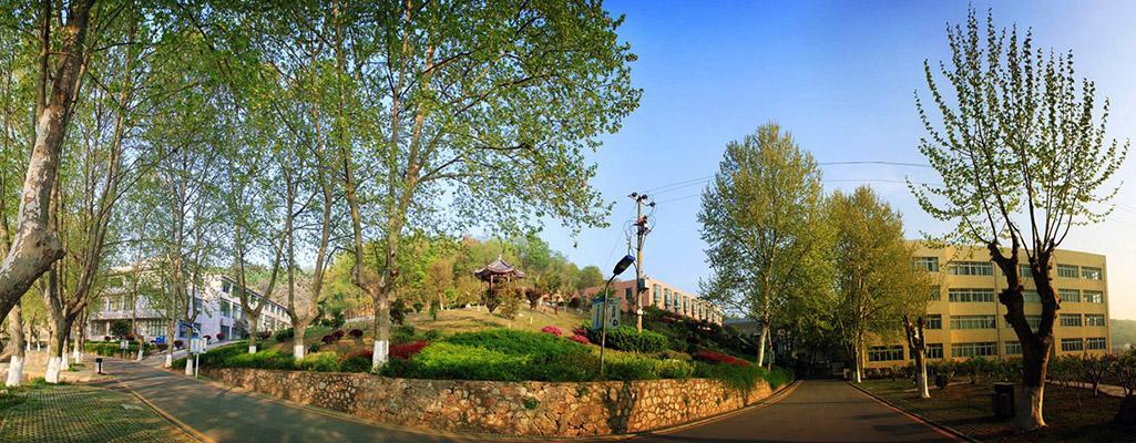南京机电职业技术学院校园风光5