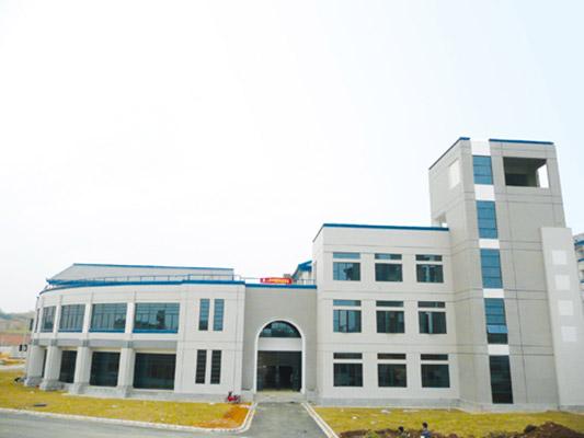 柳州城市职业学院校园风光2