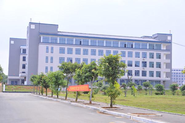 柳州城市职业学院校园风光4