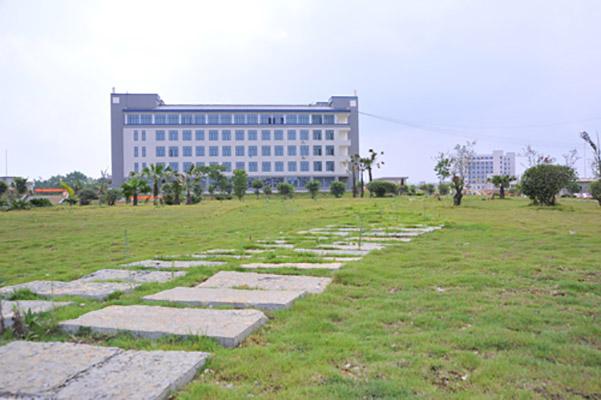 柳州城市职业学院校园风光5