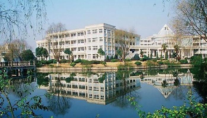 湖南外国语职业学院校园风光2