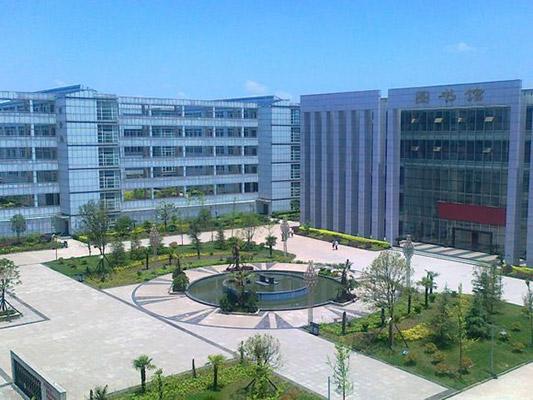 贵阳护理职业学院校园风光4