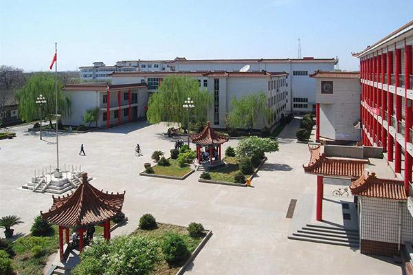 冀中职业学院校园风光4