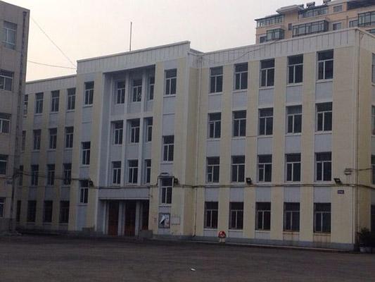 黑龙江粮食职业学院校园风光2