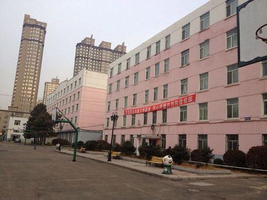 黑龙江粮食职业学院校园风光4