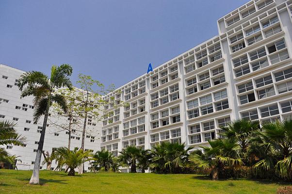 厦门南洋职业学院校园风光2