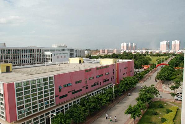 厦门南洋职业学院校园风光3