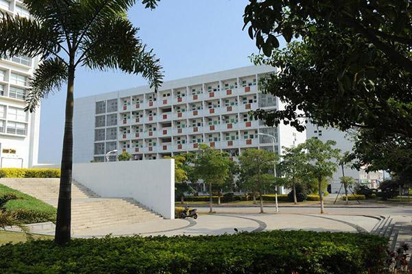 厦门南洋职业学院校园风光5