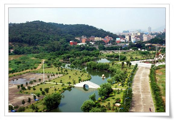 厦门东海职业技术学院校园风光2