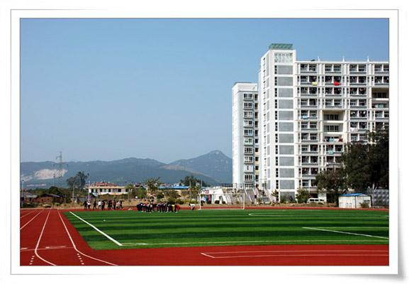 厦门东海职业技术学院校园风光3