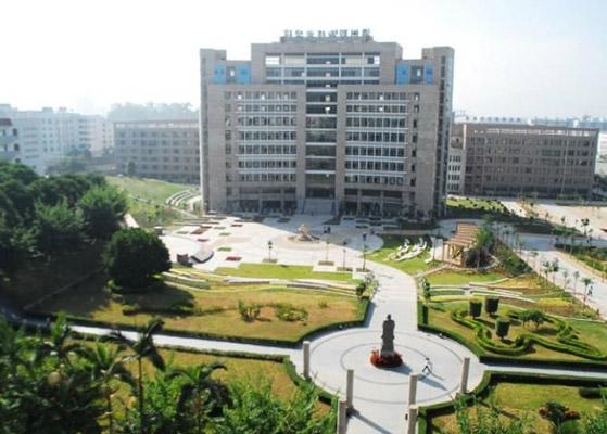 漳州科技职业学院校园风光4