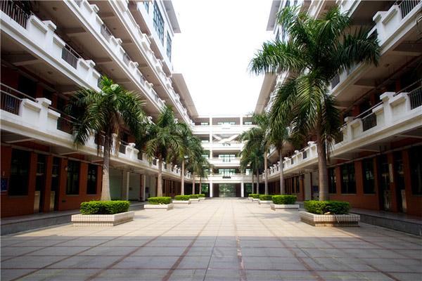 漳州理工职业学院校园风光2
