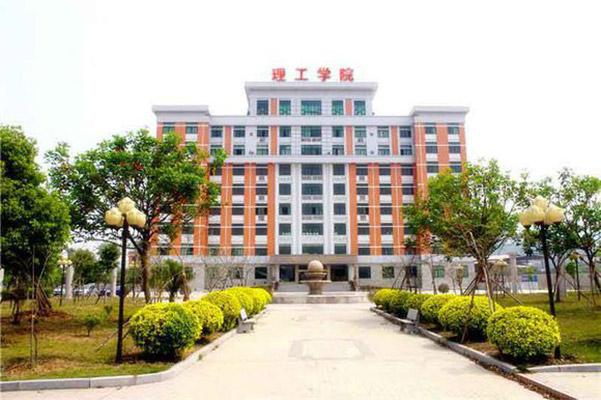 漳州理工职业学院校园风光4