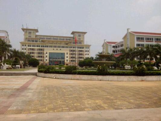 漳州卫生职业学院校园风光3
