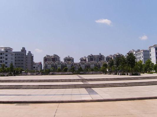 湖北科技职业学院校园风光5
