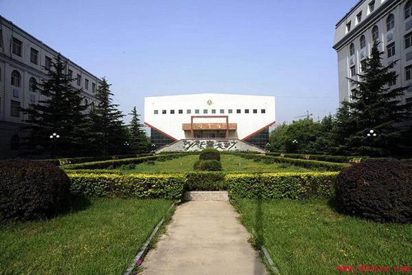 北京社会管理职业学院校园风光5
