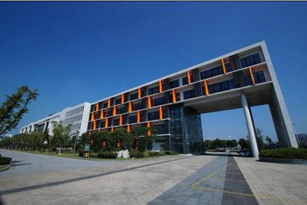 苏州高博软件技术职业学院校园风光2