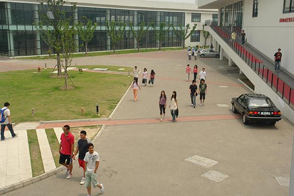 苏州高博软件技术职业学院校园风光3