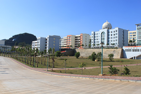 广西理工职业技术学院校园风光2